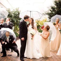 Những kịch bản quay phim đám cưới ấn tượng