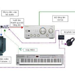 Tìm hiểu cơ bản về lĩnh vực Audio